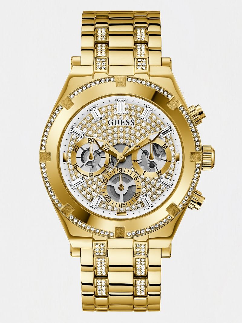 CRYSTAL MULTIFUNCTION WATCH image number 0
