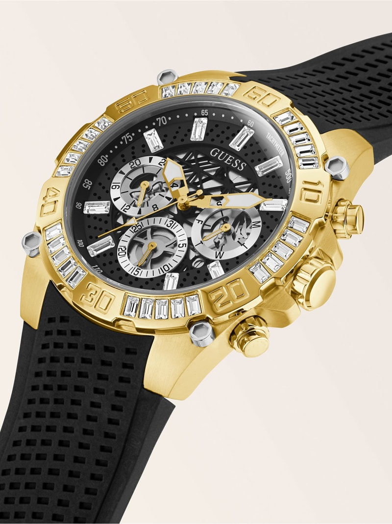 CRYSTAL MULTIFUNCTION WATCH  image number 3