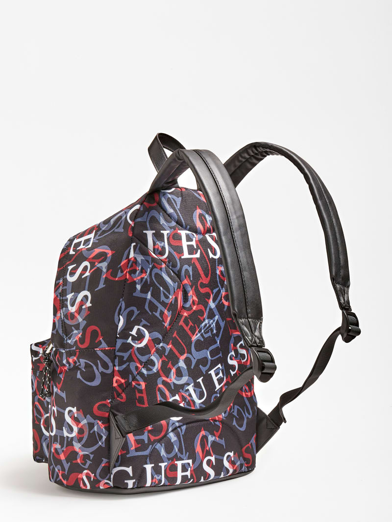 DYLAN LOGO LETTERING BACKPACK image number 1