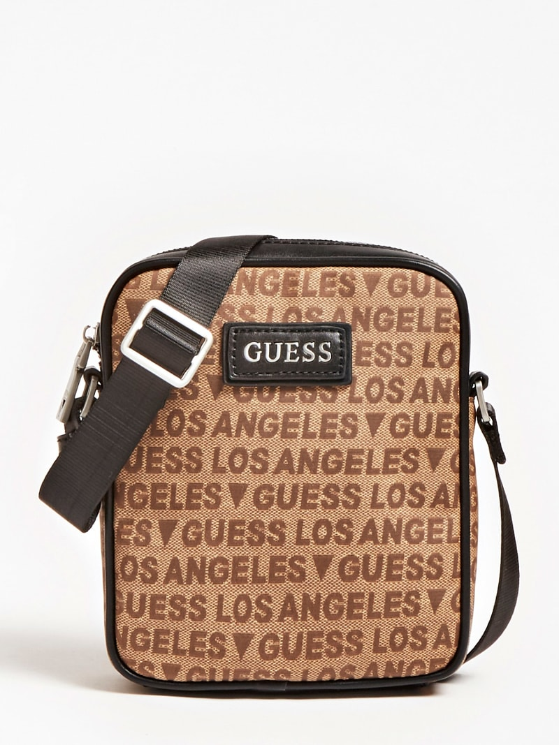 DAN LA LOGO MINI CROSSBODY image number 0