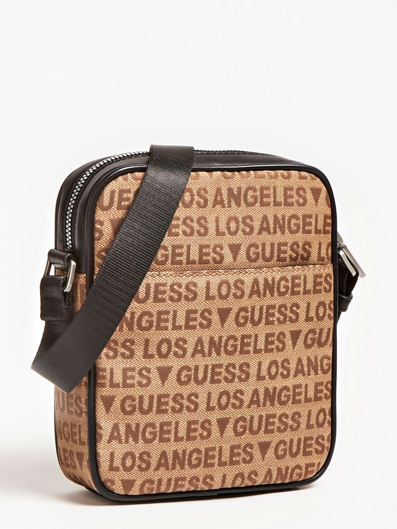 DAN LA LOGO MINI CROSSBODY image number 2