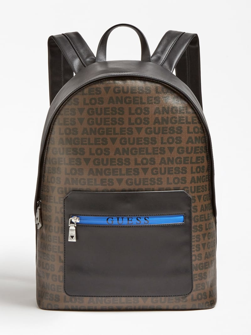 DAN LA LOGO BACKPACK image number 0