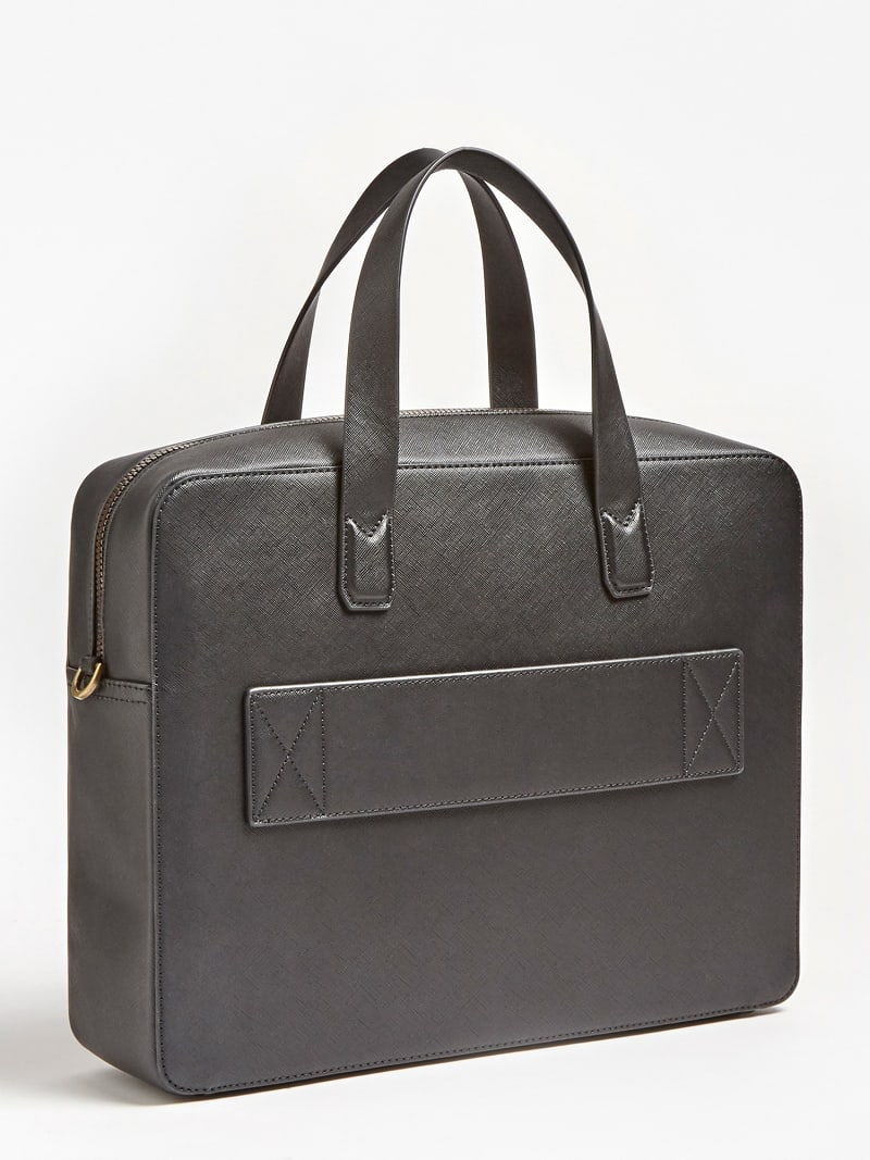KING SAFFIANO BRIEFCASE image number 2