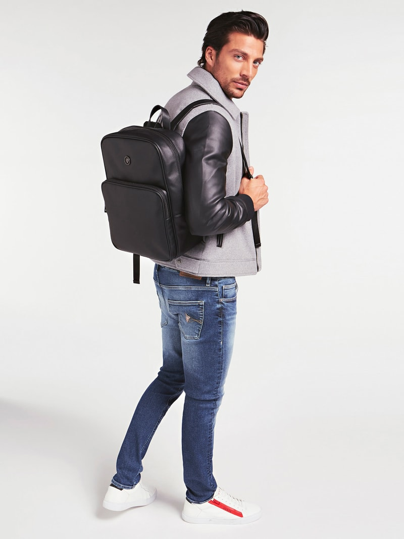 RUCKSACK KING SAFFIANO-OPTIK image number 1