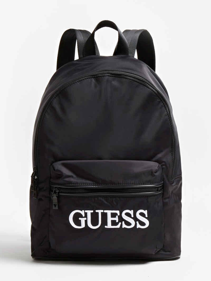 QUARTO LOGO PRINT BACKPACK image number 0