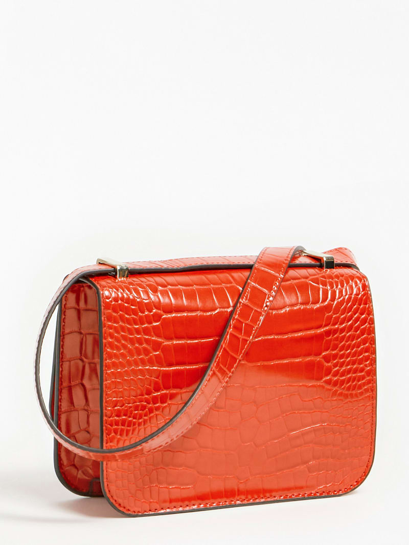 CORILY CROCODILE CROSSBODY image number 2