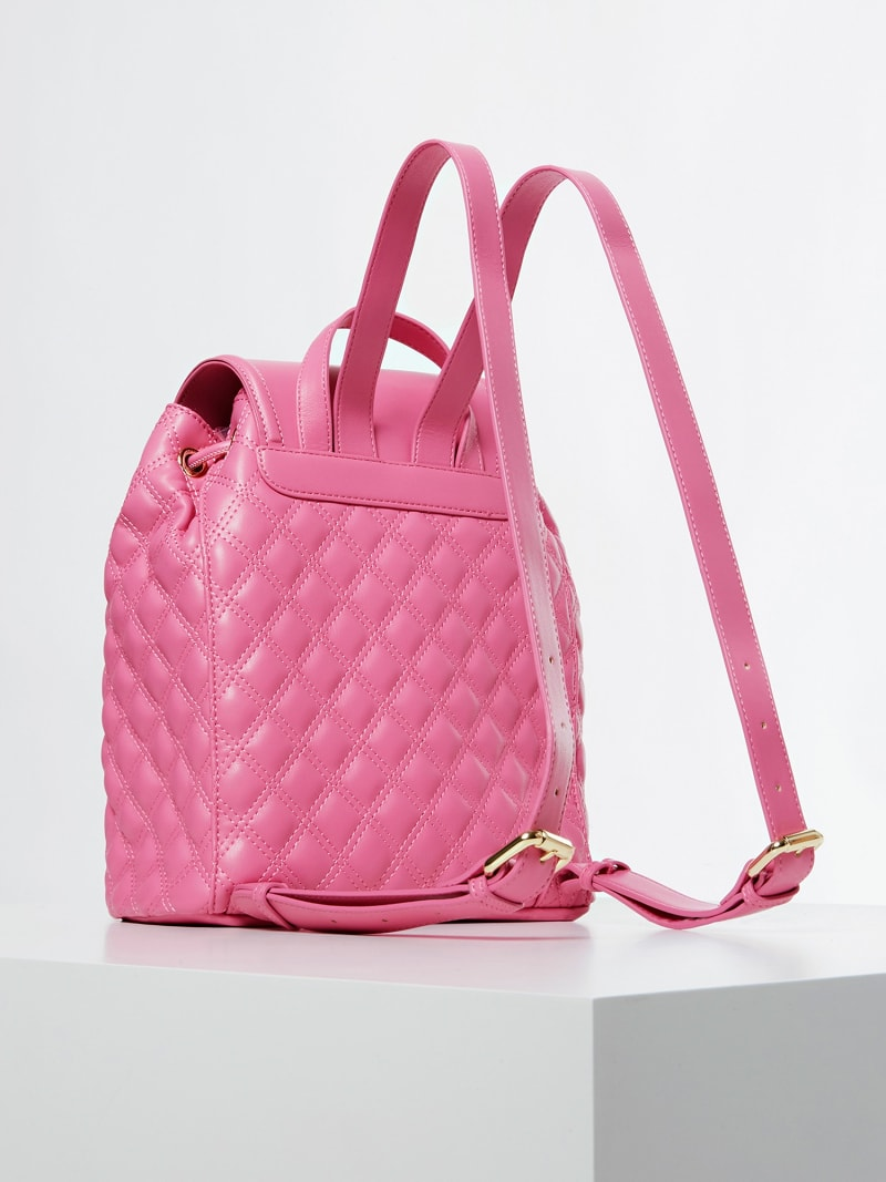 CHARLIZE PERFORATED 4G LOGO BACKPACK image number 2