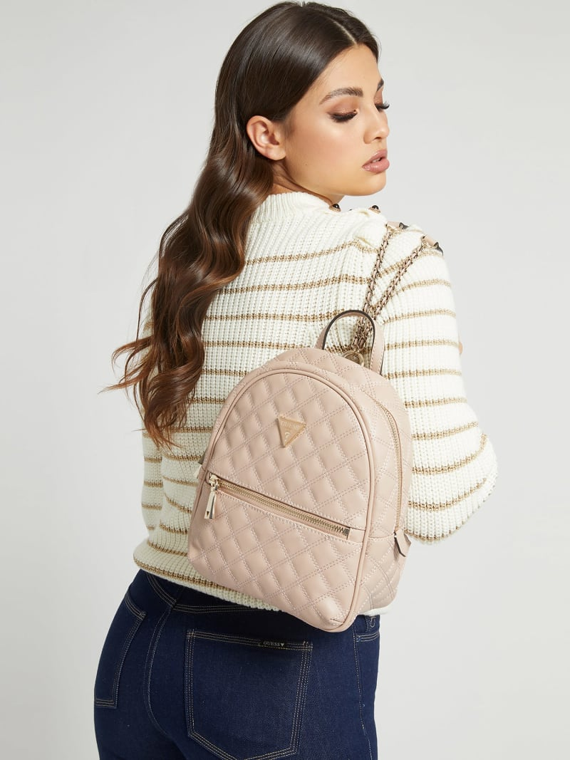 CESSILY QUILTED BACKPACK image number 1