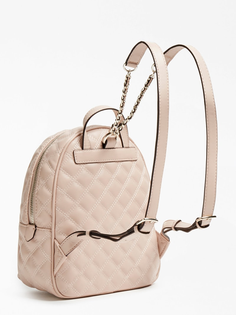 CESSILY QUILTED BACKPACK image number 2