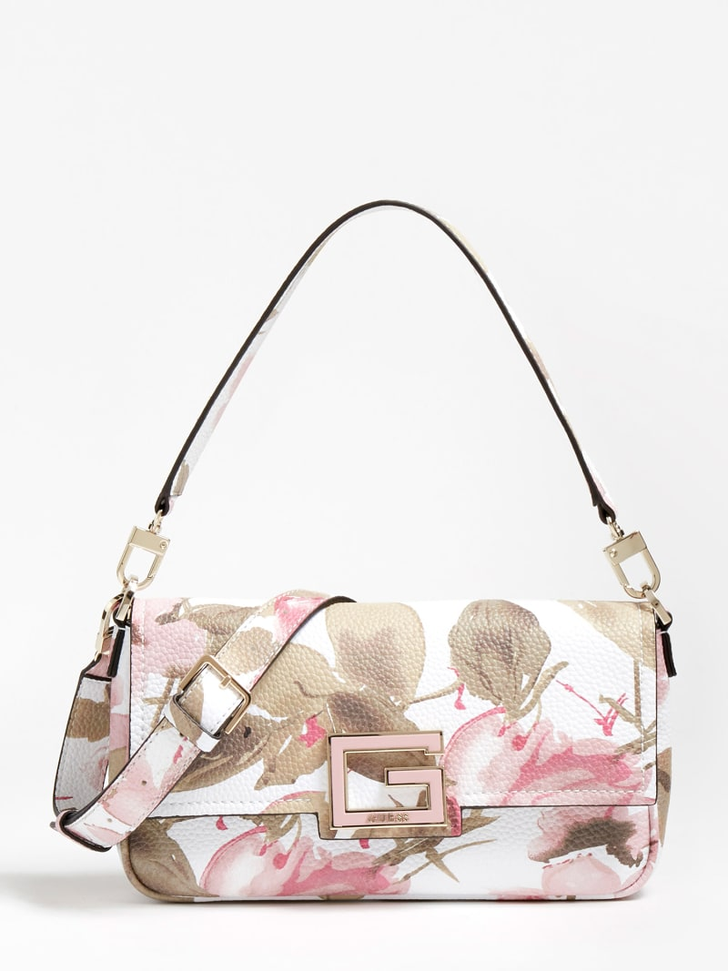 BRIGHTSIDE FLORAL SHOULDER BAG image number 0
