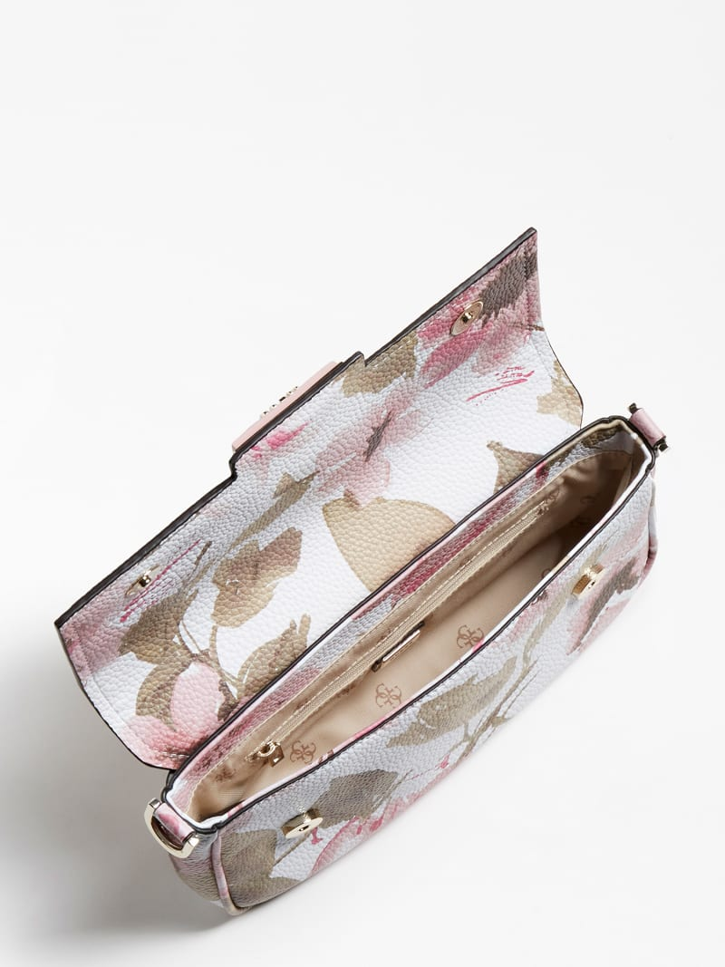 BRIGHTSIDE FLORAL SHOULDER BAG image number 3