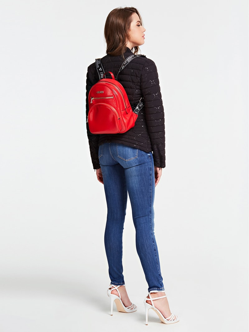 NEW VIBE PATENT BACKPACK image number 1