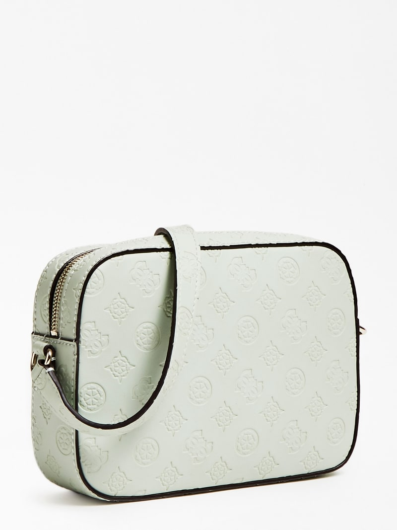 KAMRYN EMBOSSED LOGO CROSSBODY image number 2