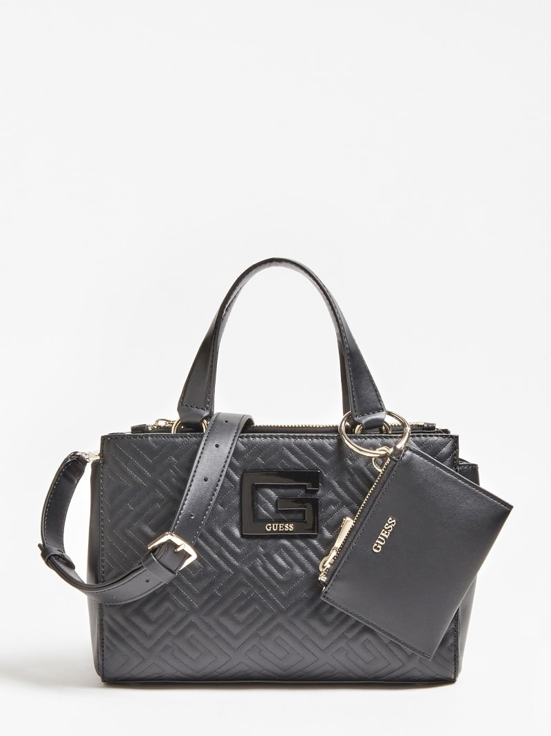 JANAY QUILTED MINI SHOULDER BAG image number 0