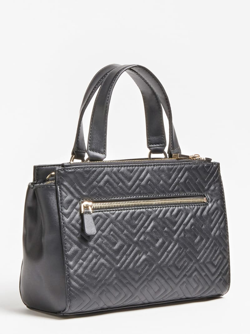 JANAY QUILTED MINI SHOULDER BAG image number 2