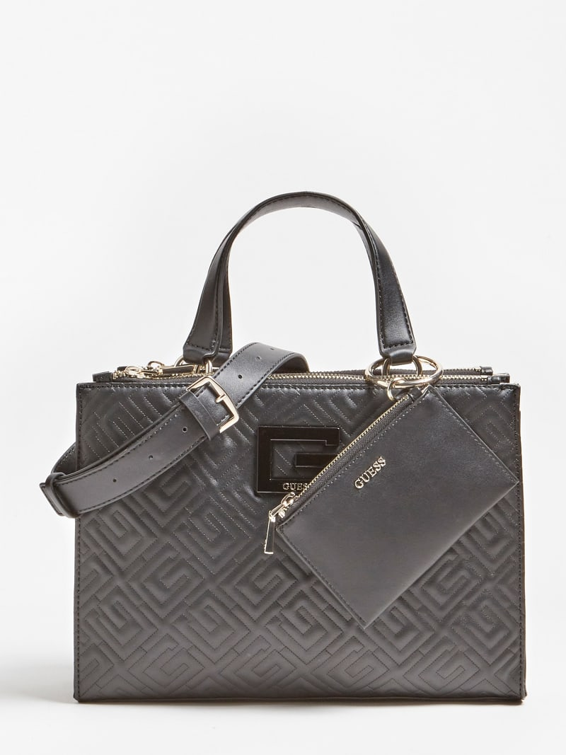 JANAY QUILTED HANDBAG image number 0