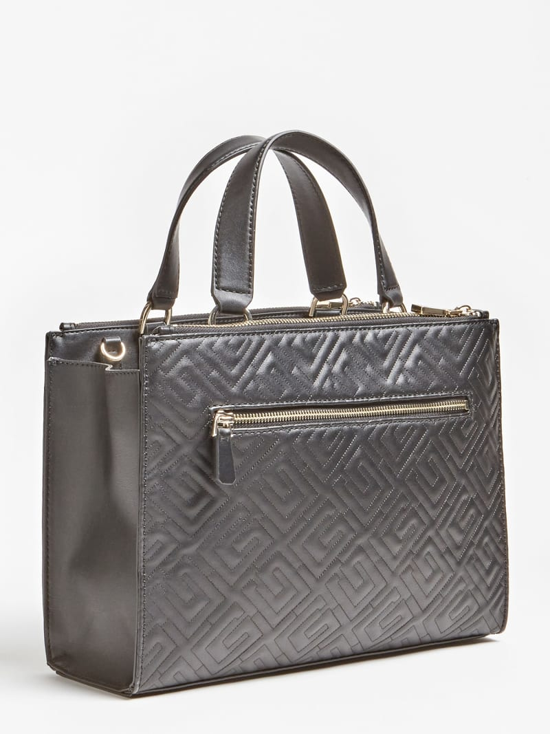 JANAY QUILTED HANDBAG image number 2