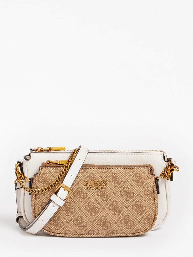 MIKA 4G LOGO CROSSBODY BAG image number 0