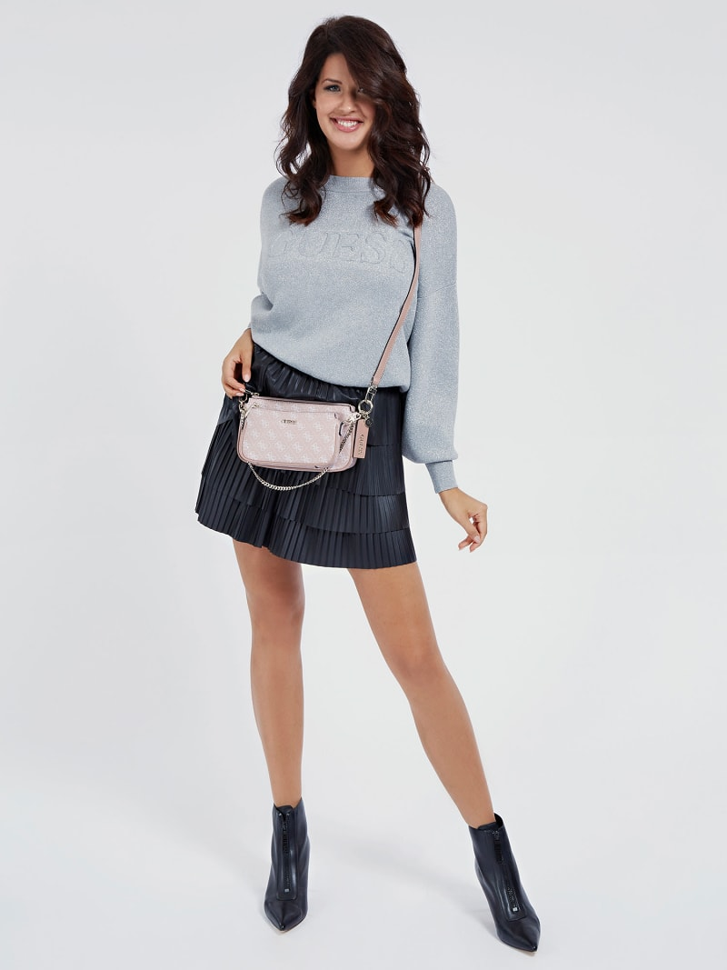 ARIE CROSSBODY 4G LOGO ALL OVER image number 1