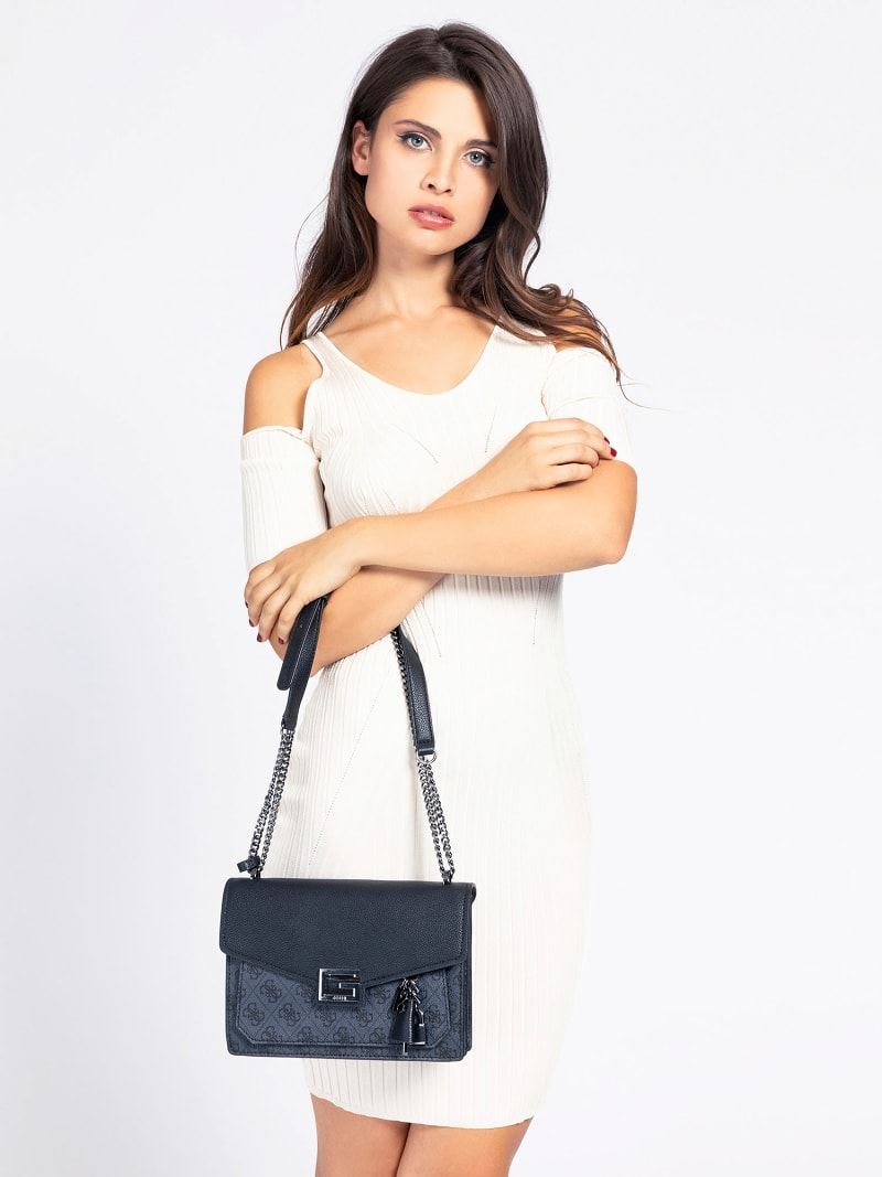 VALY 4G LOGO CROSSBODY BAG image number 1