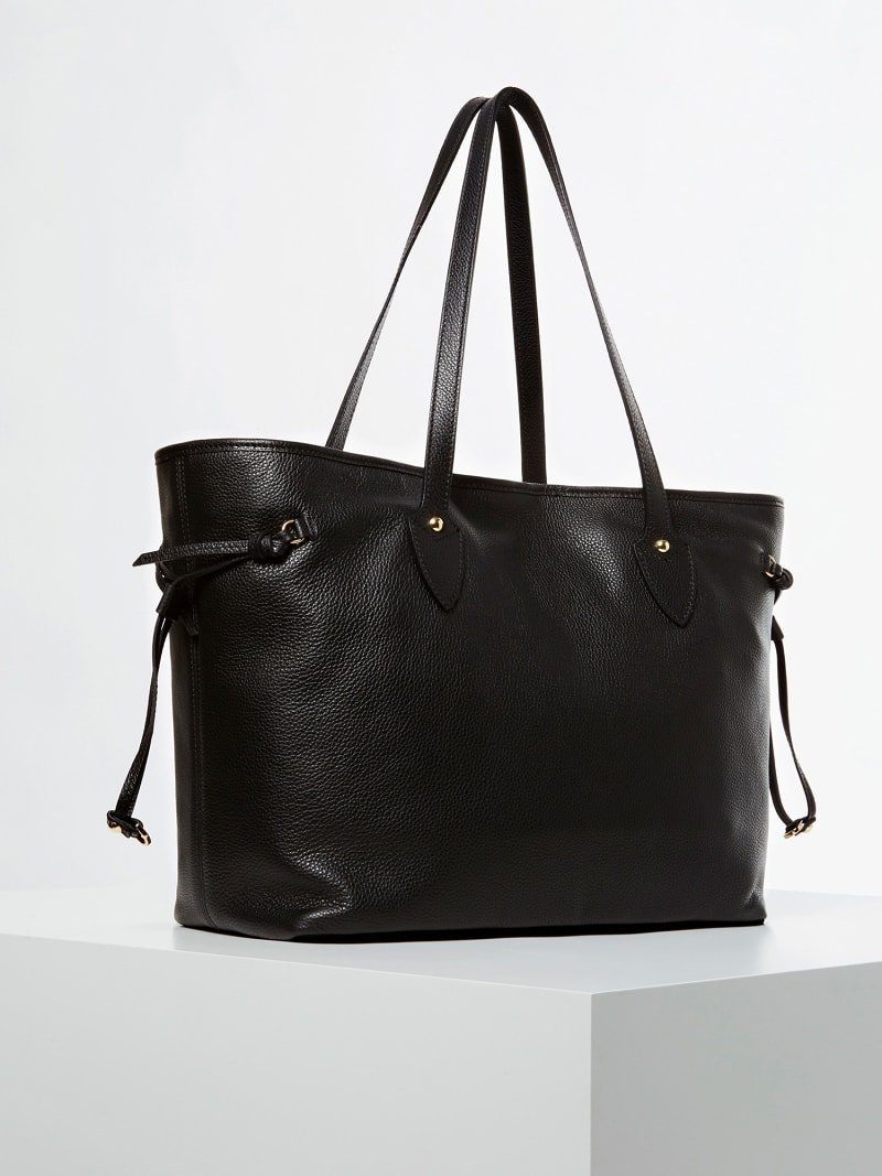 SOFIE REAL LUXE LEATHER SHOPPER image number 2