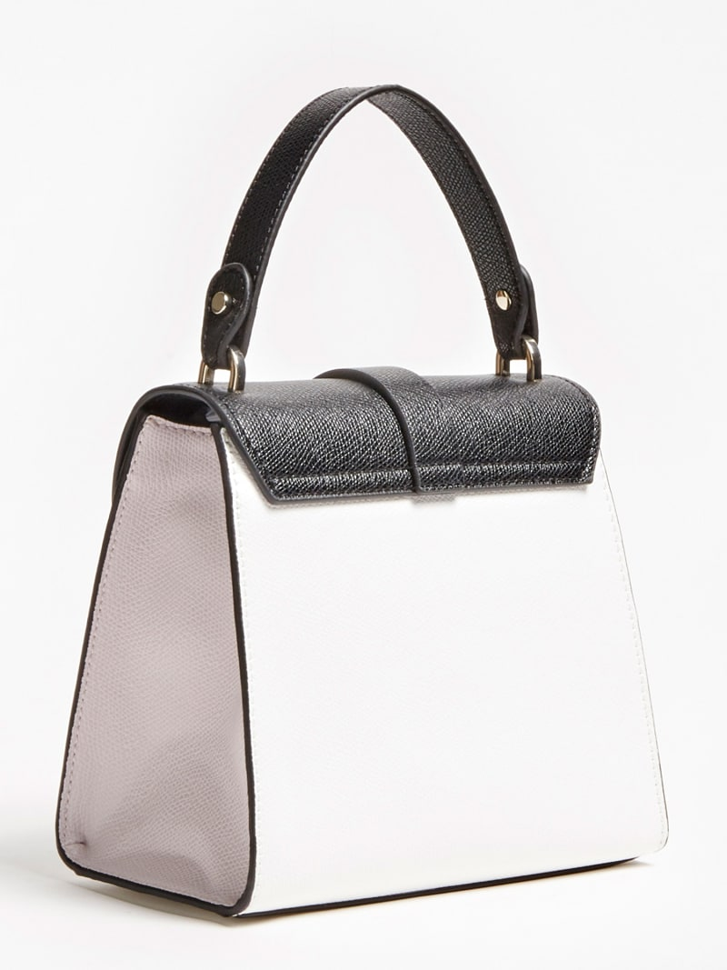NEREA COLOUR BLOCK HANDBAG image number 2