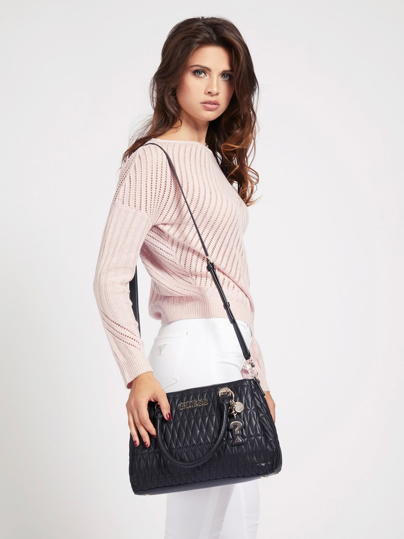 BRINKLEY QUILTED HANDBAG image number 1