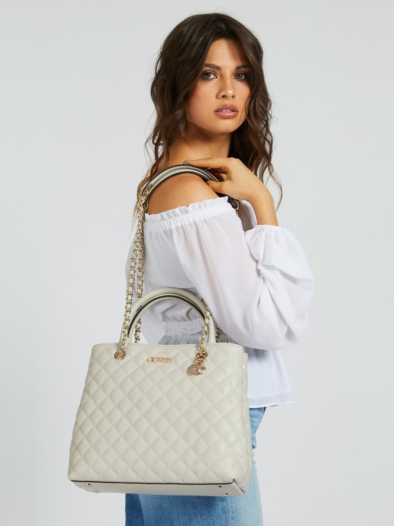 ILLY QUILTED HANDBAG image number 1