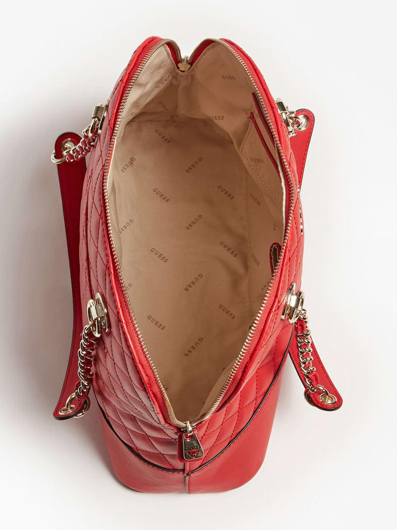 ILLY QUILTED SHOULDER BAG image number 3