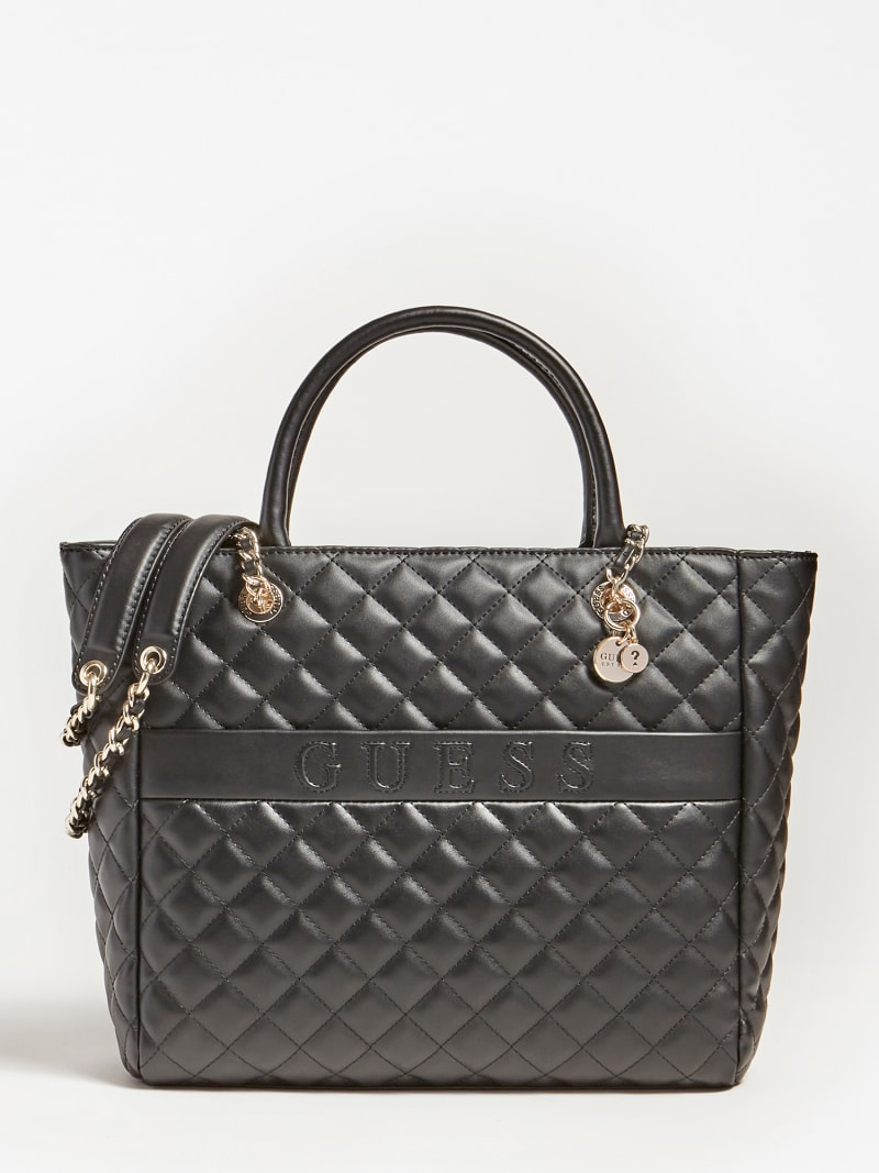 ILLY QUILTED SHOPPER image number 0