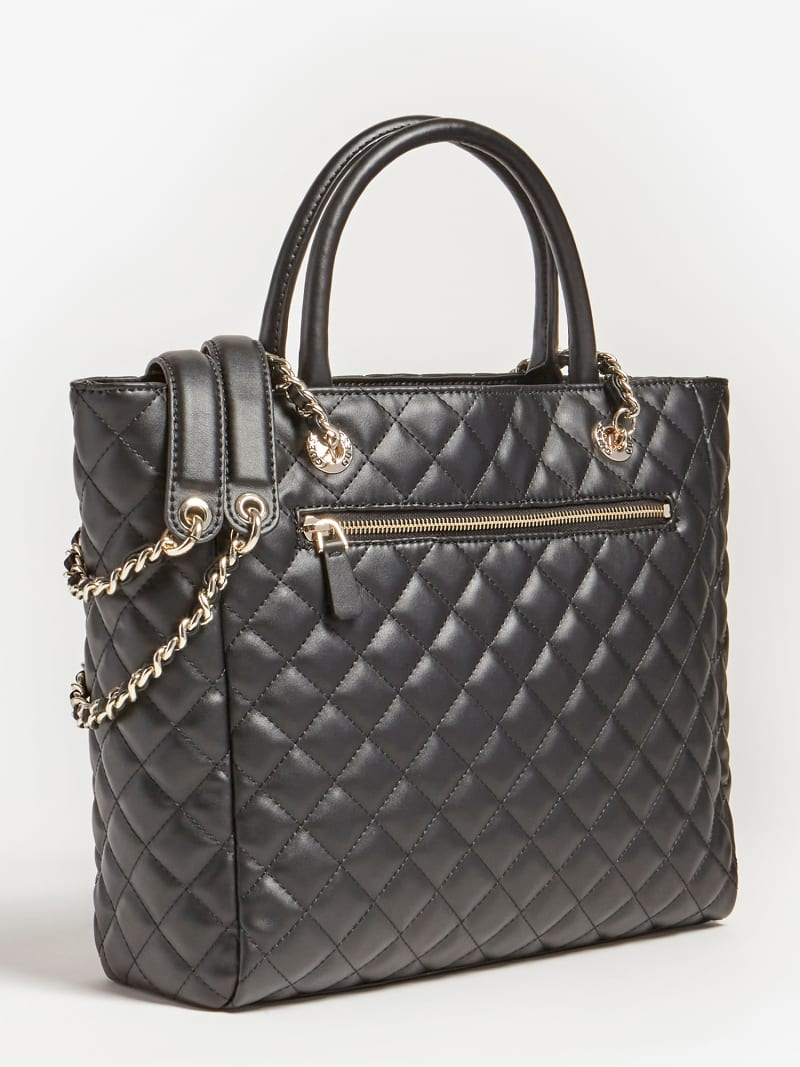 ILLY QUILTED SHOPPER image number 2