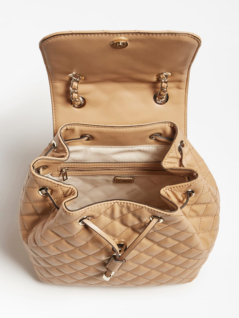 ILLY QUILTED BACKPACK image number 3