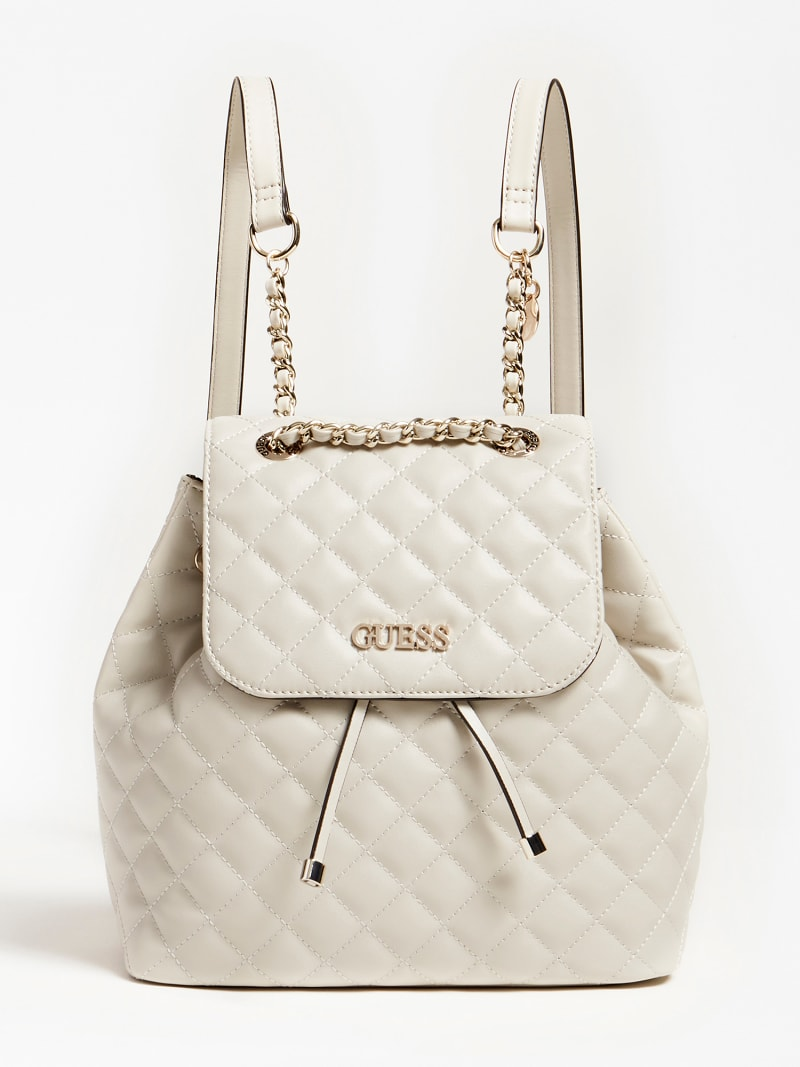 ILLY QUILTED BACKPACK image number 0