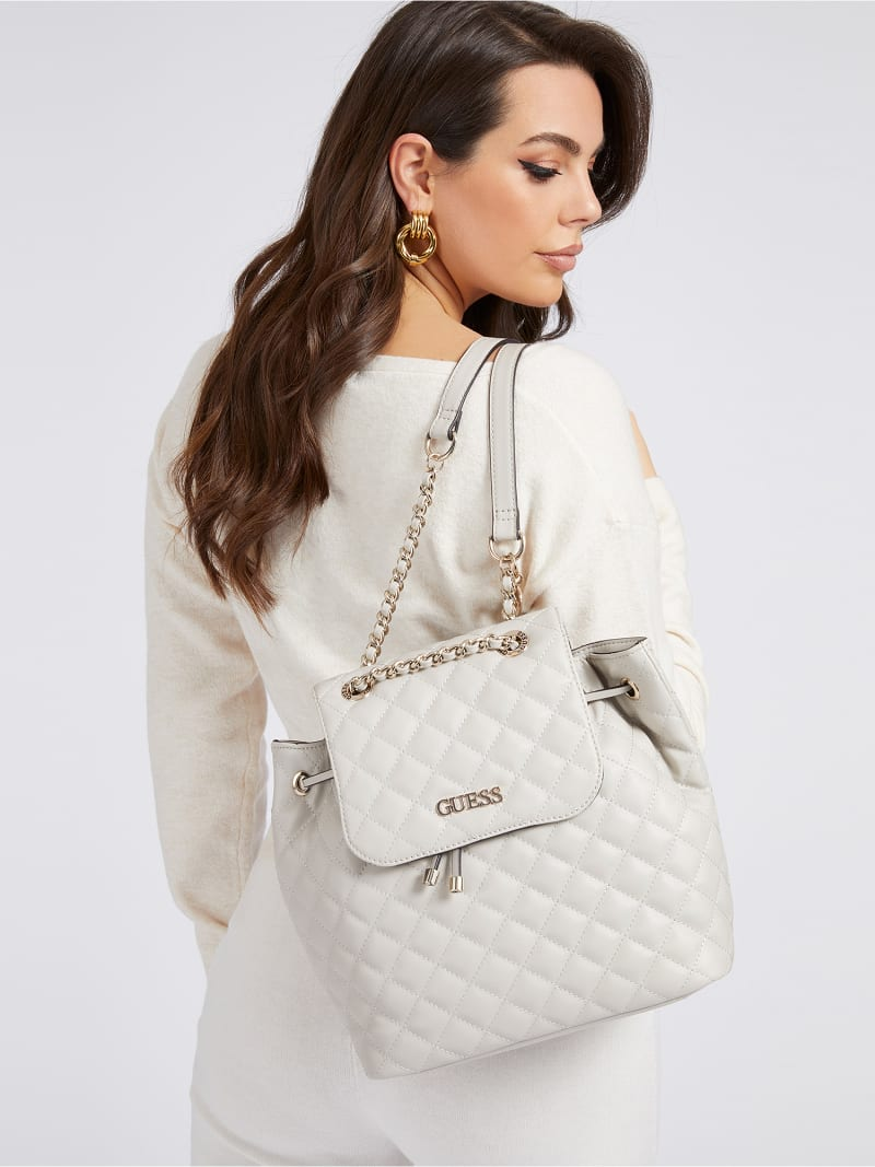 ILLY QUILTED BACKPACK image number 1