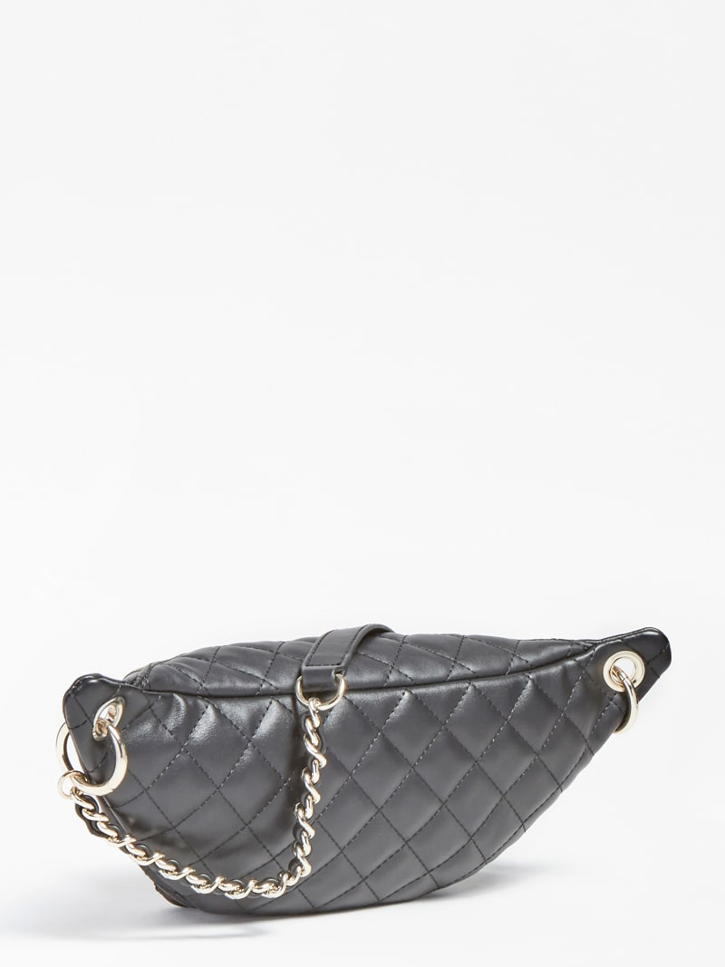 ILLY QUILTED BELT BAG image number 2