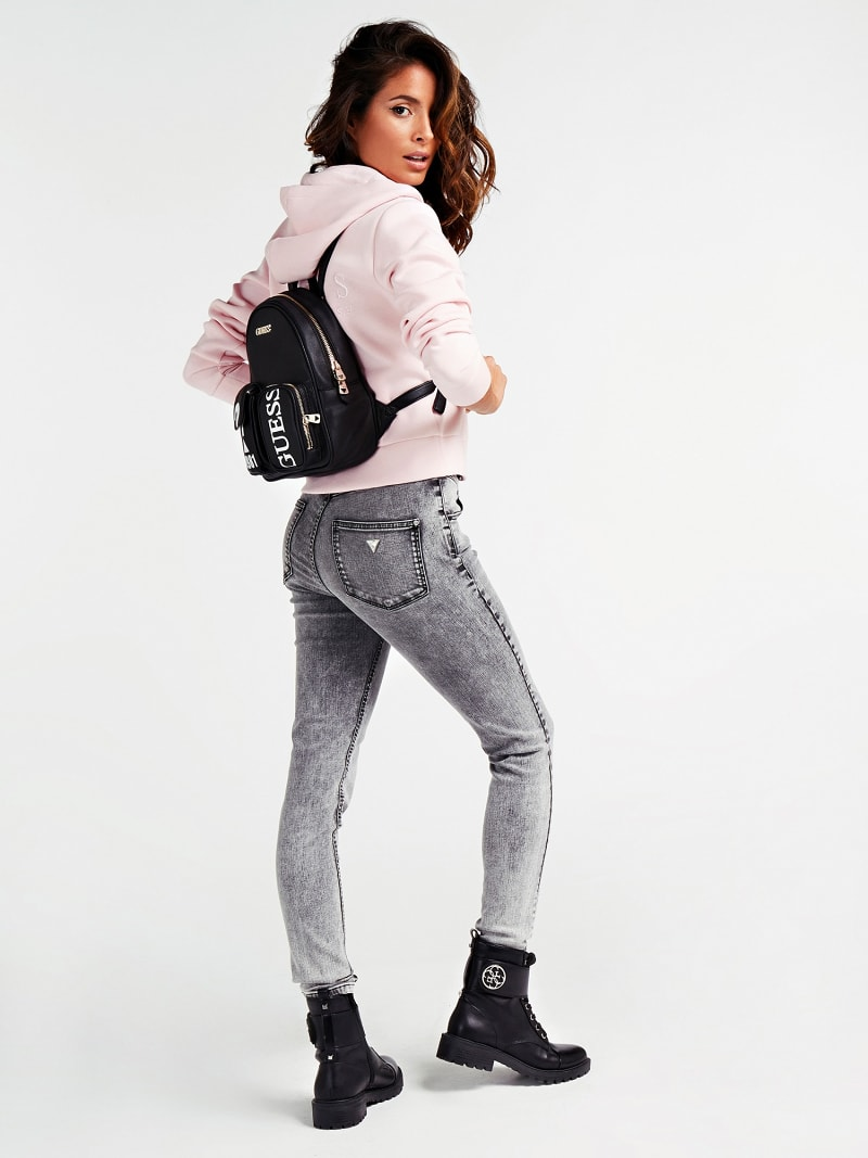 SAC A DOS UTILITY VIBE POCHES LOGO image number 1