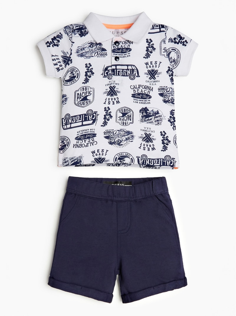 SET POLO EN SHORT image number 0