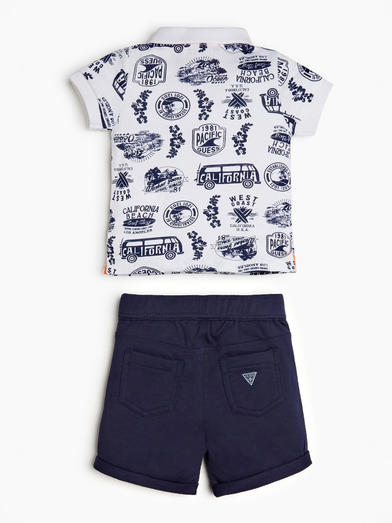 SET POLO EN SHORT image number 1