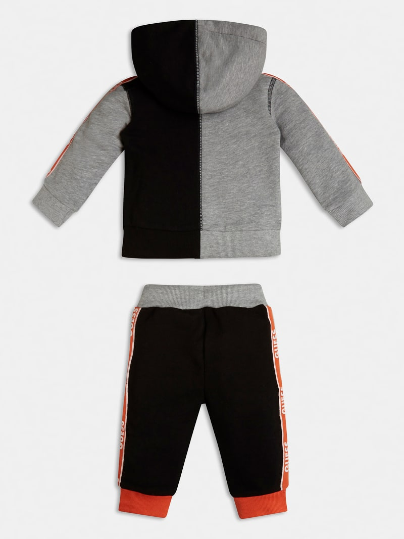 LOGOED ACTIVE TOP AND PANT SET image number 1