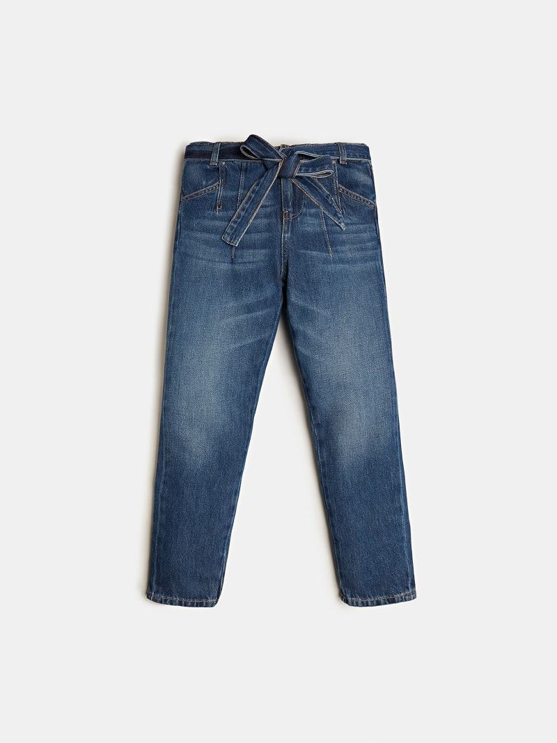 JEANS COMFORT CON CINTURA image number 0