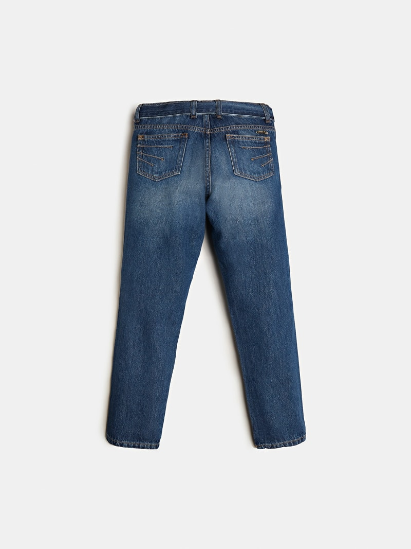 JEANS COMFORT CON CINTURA image number 1