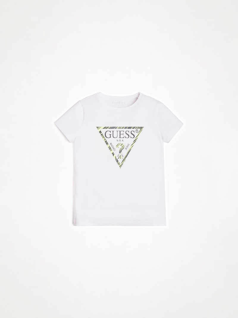 TRIANGLE LOGO T-SHIRT image number 0