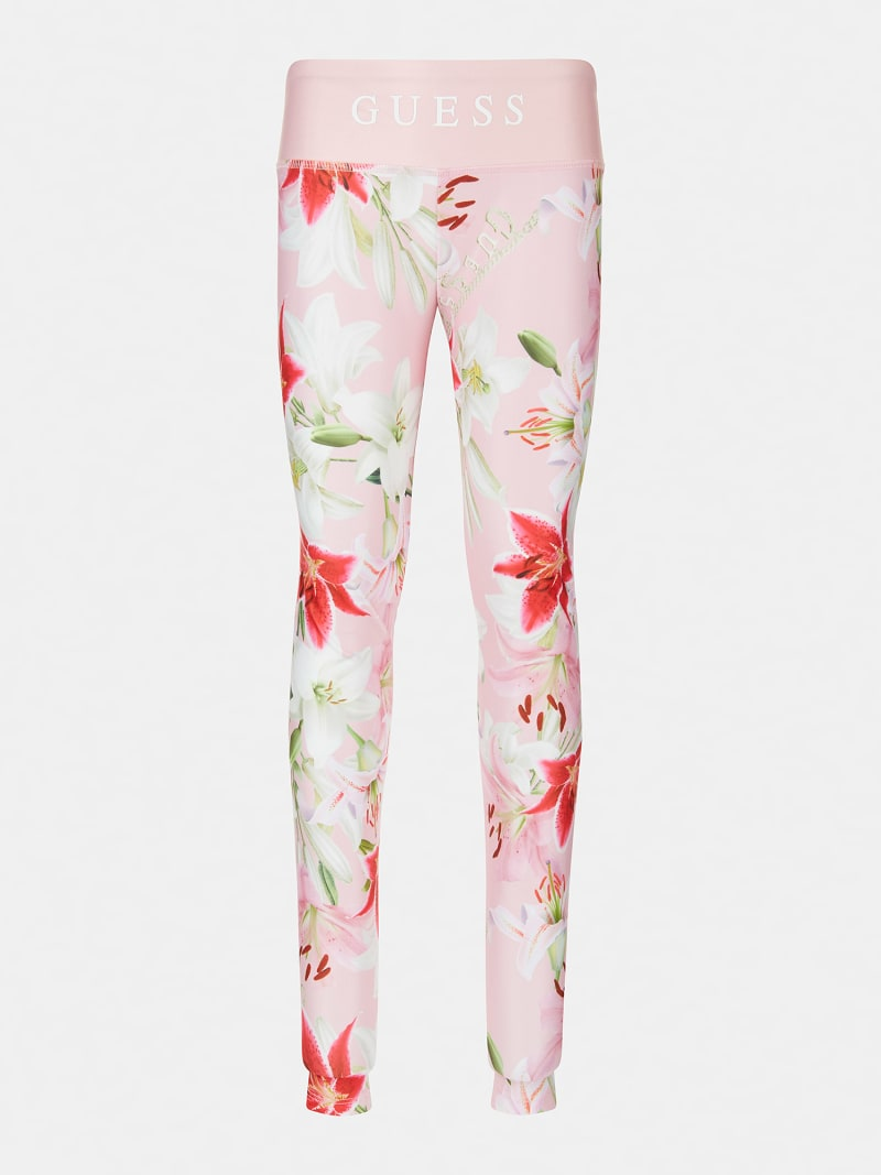 ALL OVER PRINT PANTS image number 1