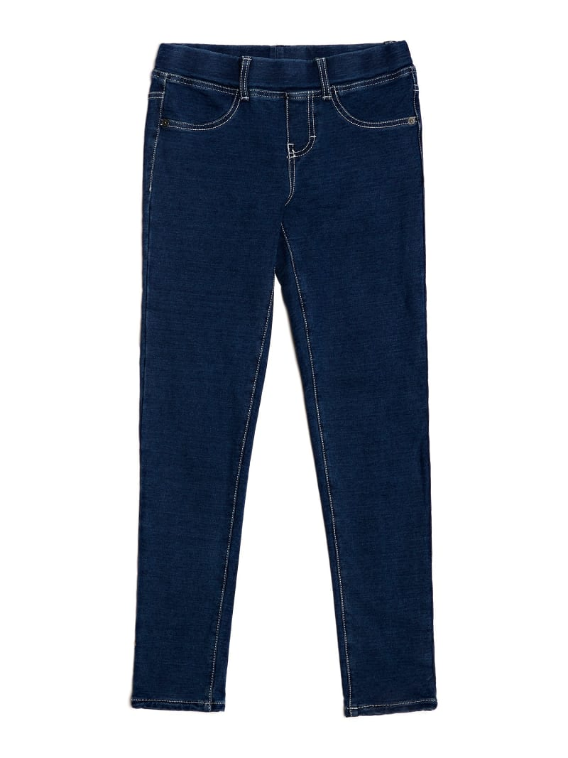 JEGGINGS IN COTONE image number 0