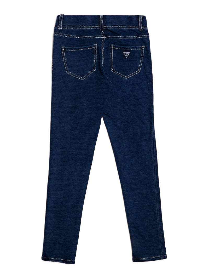 JEGGINGS IN COTONE image number 1