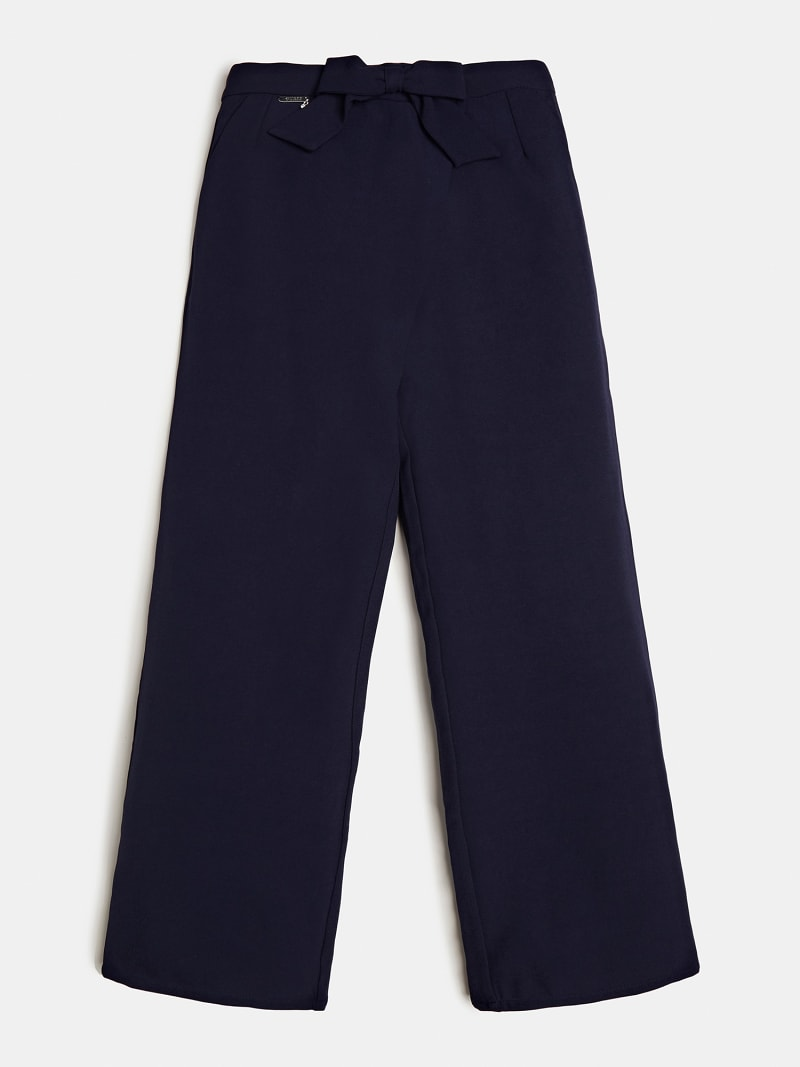 TROUSERS WITH WIDE BOTTOM image number 0