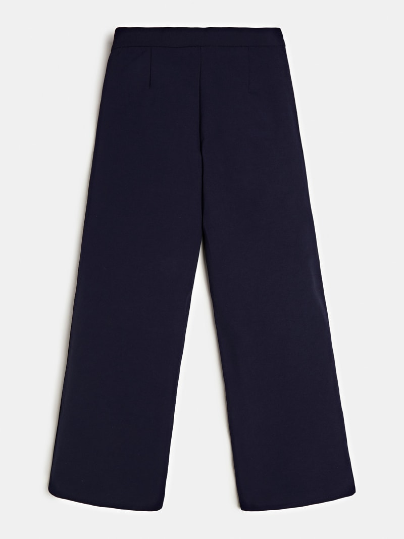 TROUSERS WITH WIDE BOTTOM image number 1