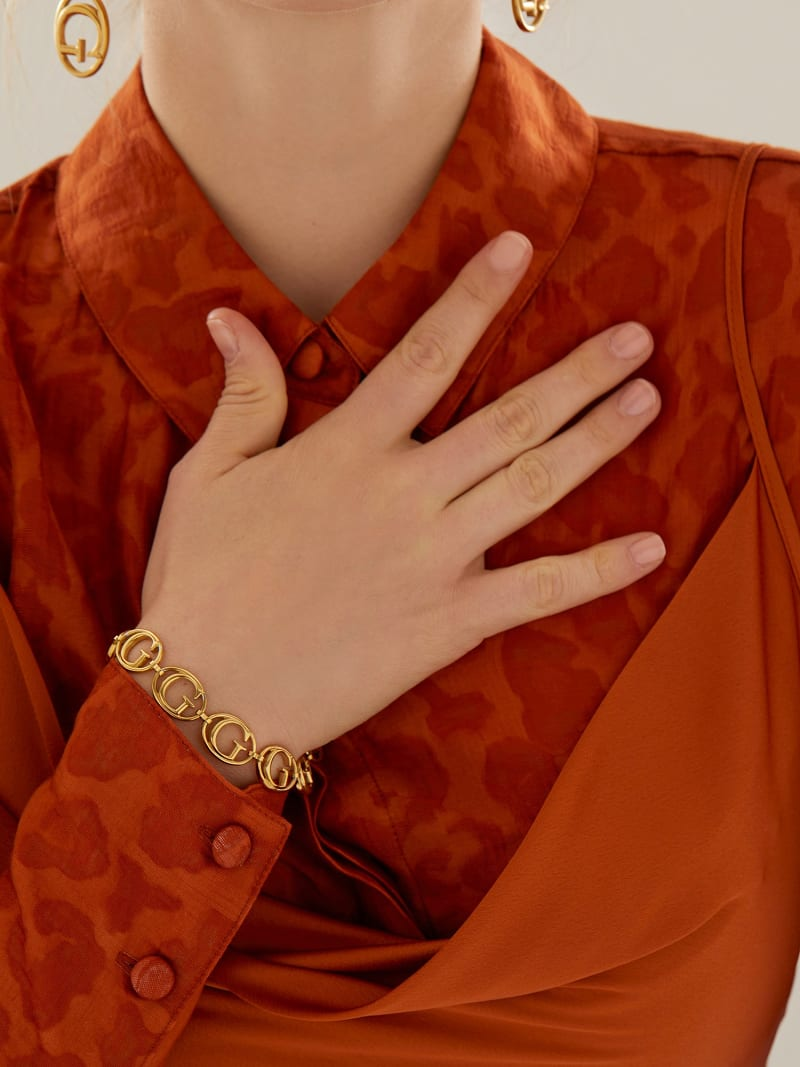 'GUESS ICONIC' BRACELET image number 1