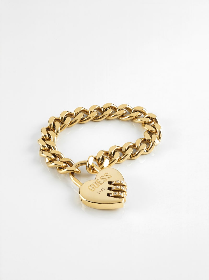 "PULSERA ""LOCK ME UP"" image number 0"
