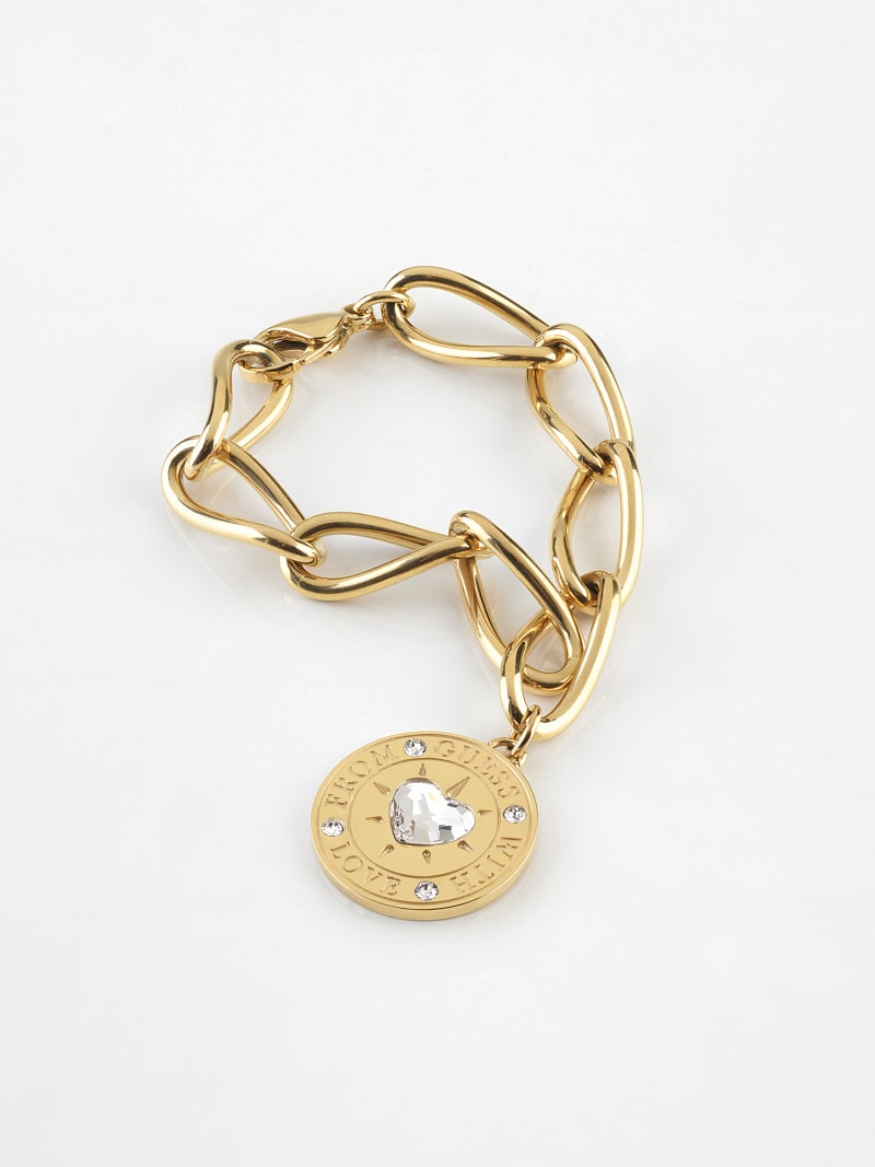 """FROM GUESS WITH LOVE"" BRACELET image number 0"